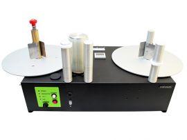 Labelmate PM-300-CS-STEP, Rewinder, Unwinder-LMP006
