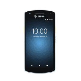Zebra EC50, 8-Pin, 2D, SE4100, BT, Wi-Fi, NFC, GMS, ext. bat., Android-EC500K-01B243-A6