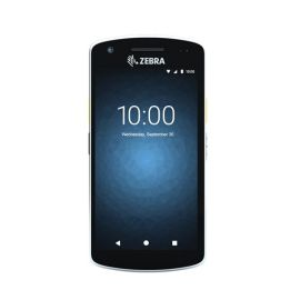 Zebra EC55, 2-Pin, 2D, SE4100, BT, Wi-Fi, 4G, NFC, GPS, GMS, ext. bat., Android-EC55BK-11B132-A6